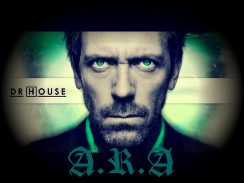 HOUSE - house-md Fan Art