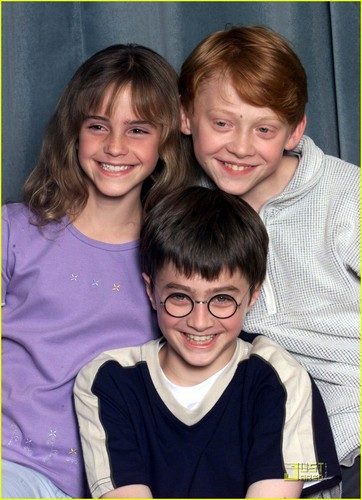 Harry, Hermione & Ron: A Look Back & Beyond