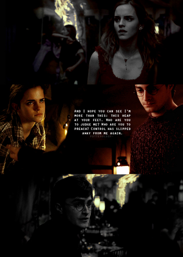 Harry/Hermione