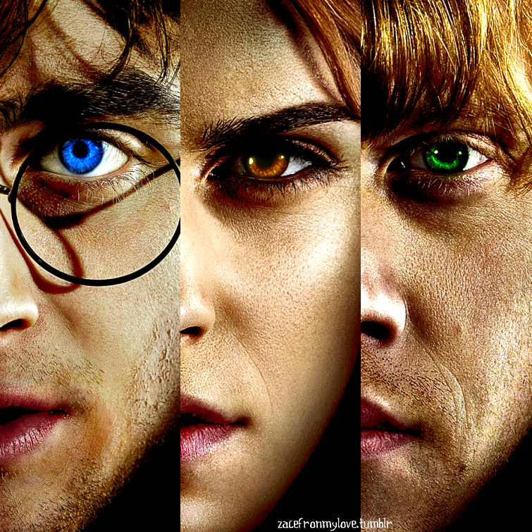 Harry Potter- Golden Trio