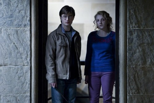 Harry and Luna :)