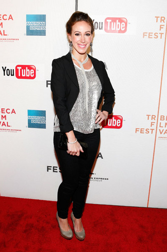 Haylie - 9th Annual Tribeca Film Festival - Earth Made of Glass - 2010