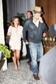 Haylie - And Nick Zano at Red O Mexican Restaurant - June 23, 2010