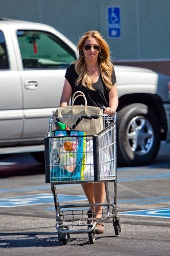 Haylie - At Whole Foods - September 5, 2010