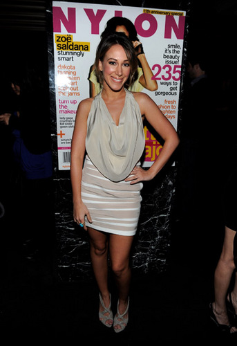 Haylie - NYLON Magazine Hosts 11th Anniversary Celebration at Trousdale - 2010