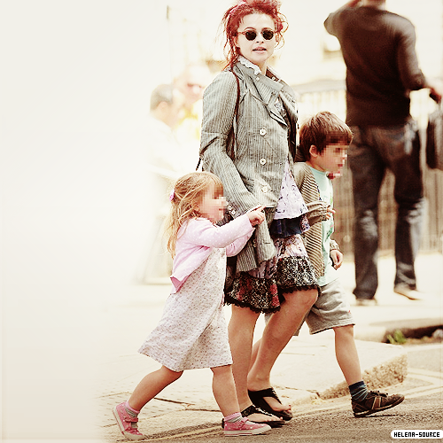 Helena with Billy &amp...