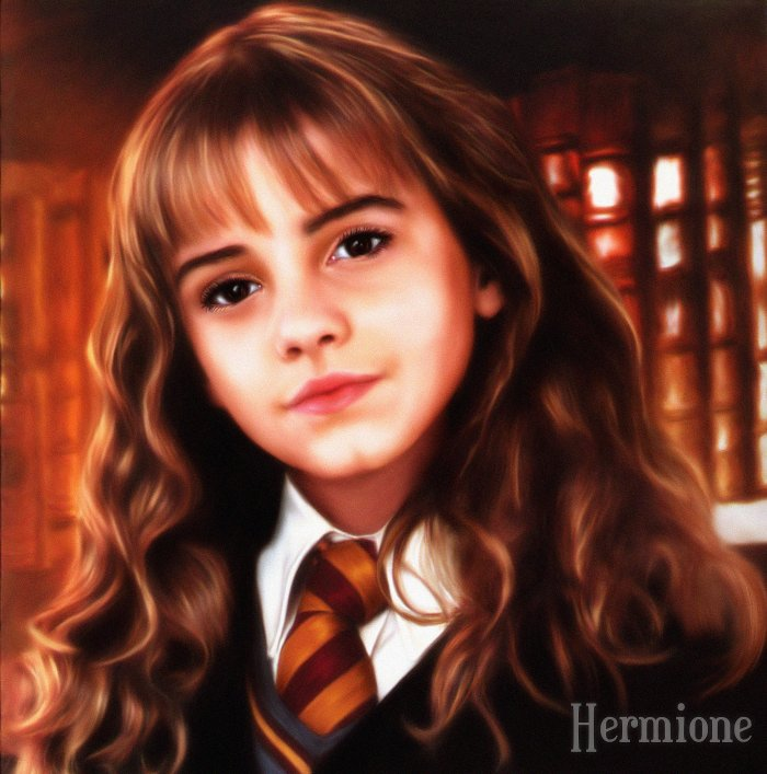 The Girls Of Harry Potter Images Hermione Chamber Secrets Wallpaper And Background Photos