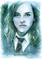 Hermione fan art