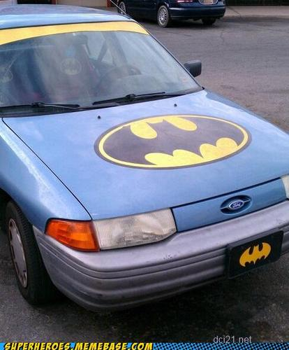 Holy Ford Focus, Batman