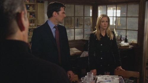 Hotch & JJ // 2x15