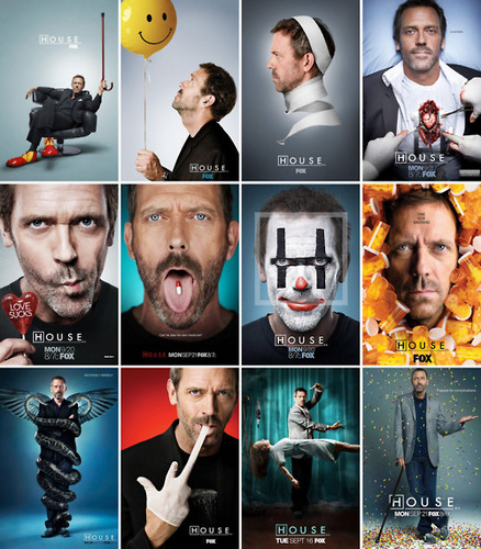House Promotional Posters
