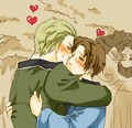 Hug! - hetalia-gerita photo