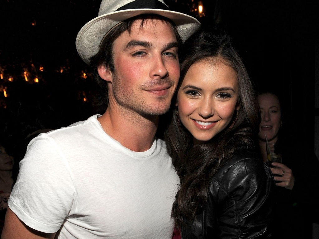 nina dating ian somerhalder Is ian somerhalder jealous of nina dobrev's new hollywood career nina is the only 'the vampire diaries' alum who has managed to carve out a career for herself.