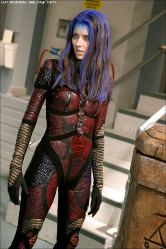 Illyria wallpaper containing a breastplate called Illyria
