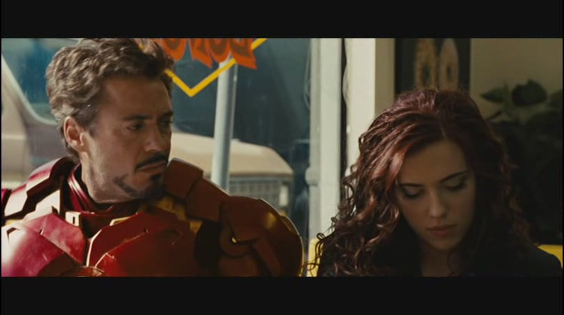 Iron Man 2 Scarlett Johansson Image 23718531 Fanpop