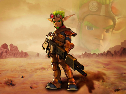 daxter images hd wallpaper - photo #19
