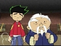 Jake confused - american-dragon-jake-long screencap