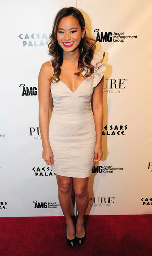 "Jamie Chung of ""The Hangover Part II"" Hosts At Pure Nightclub"