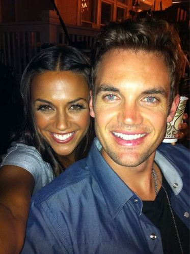 Jana Kramer and Tyler  Hilton