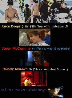 joey! Jojo! Brianna! fond d'écran titled Jason Deeps,Jason McCan,Shawty Mane,and then Justin Bieber