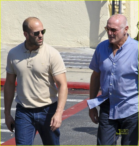 Jason Statham: 'Parker' with Michael Chiklis!