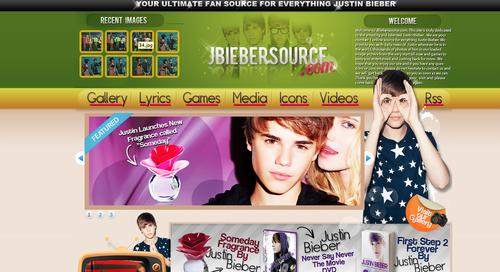 Jbiebersource.com NEW LAYOUT
