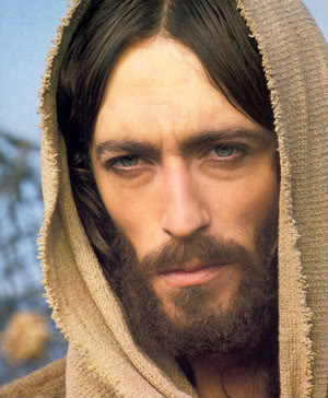 ジーザス Of Nazareth - (Photos from the Movie. ジーザス played によって Robert Powell.)