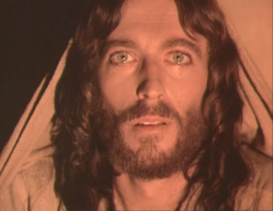 耶稣 Of Nazareth - (Photos from the Movie. 耶稣 played 由 Robert Powell.)