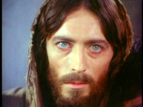 Иисус Of Nazareth - (Photos from the Movie. Иисус played by Robert Powell.)