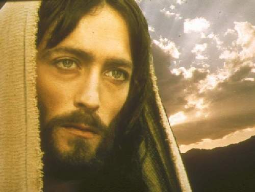 Jesus Of Nazareth - (Photos from the Movie. Jesus played سے طرف کی Robert Powell.)