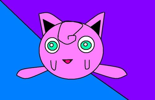 Jigglypuff Fanart