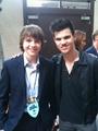 Joel and Taylor