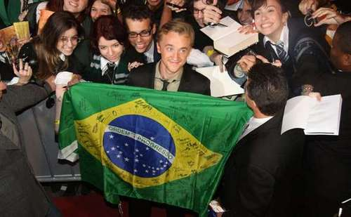 Jul14: Brazil premiere