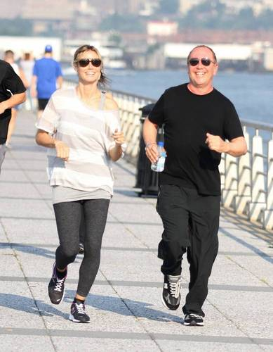 July 11: Running with Michael Kors