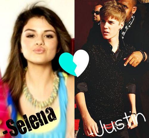 Justin & Selena x [MY-EDIT]