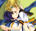 Kaito and Len.. ♥