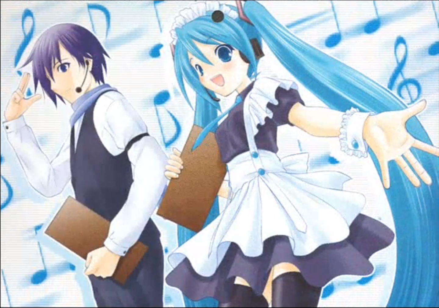 miku x kaito images kaito x miku hd wallpaper and