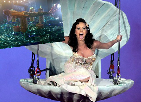 Katy As A Mermaid