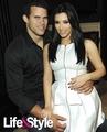 Kim Kardashian & Kris Humphries Engagement Party [Life&Style]