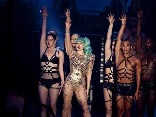 Lady Gaga Sydney Monster Hall