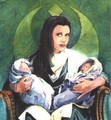 Leia and Her twins