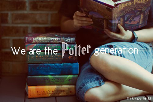 We are the Potter generation