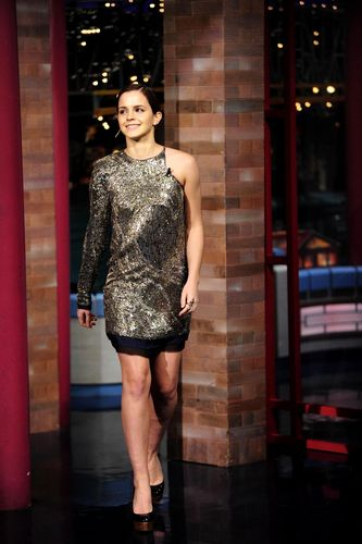 Letterman Show 2011
