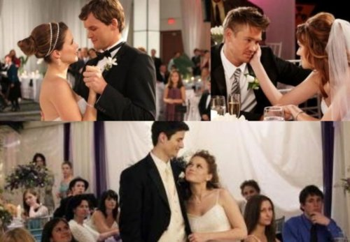 Leyton, Naley, and Brulian ♥