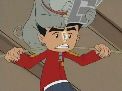 American Dragon: Jake Long achtergrond containing anime entitled Lil Fairy ;)