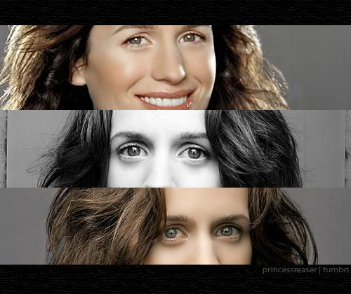 Elizabeth Reaser wallpaper containing a portrait called Liz Reaser. <3