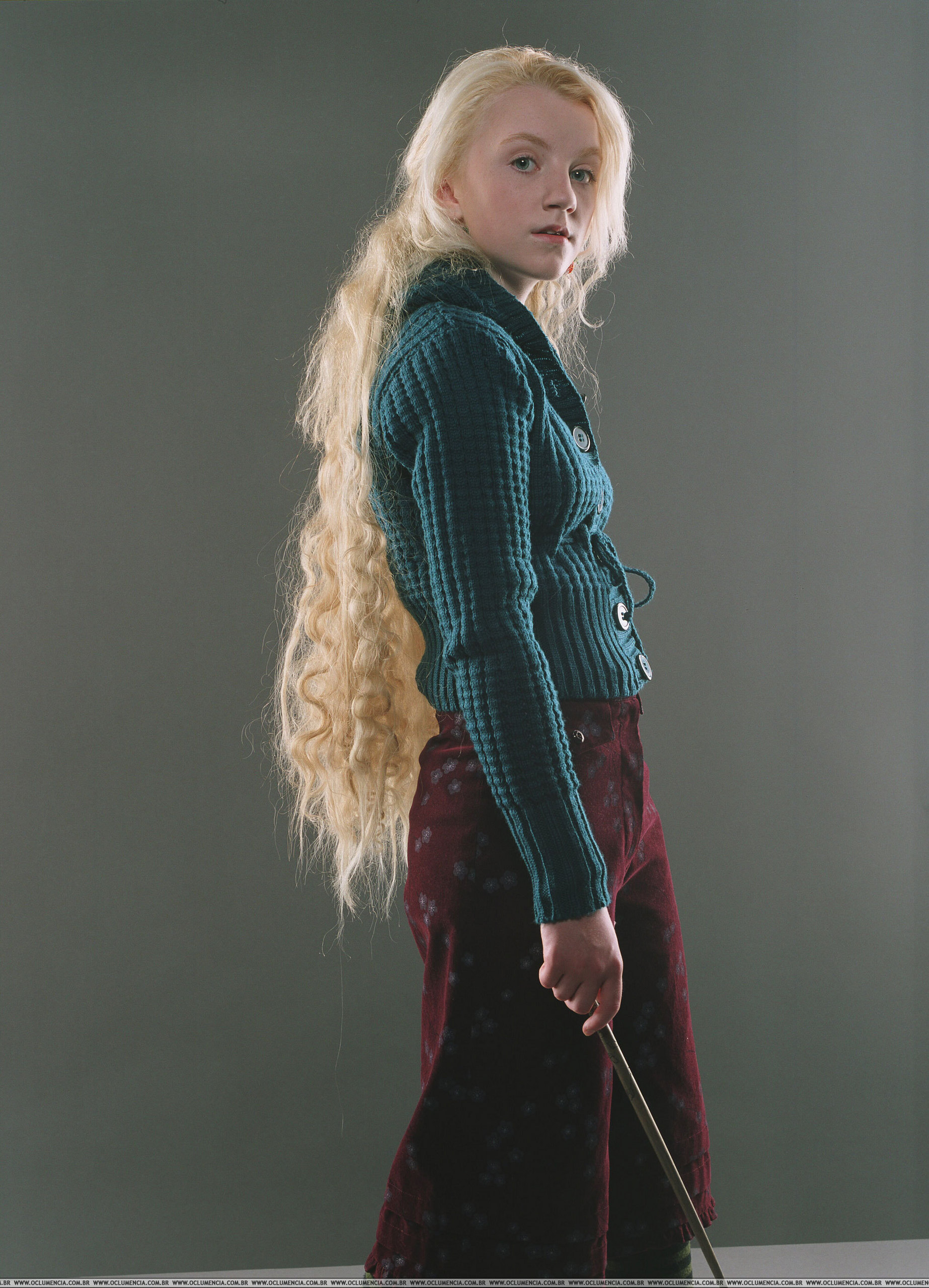 luna lovegood/evanna lynch