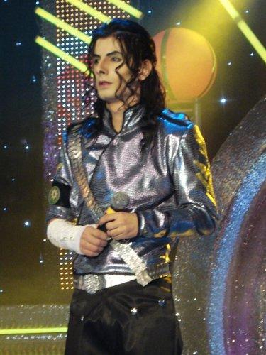 MJ impersonator-Bekir Bekirzade(Jackson)