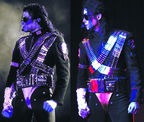 MJ impersonators-Pavel Talayev