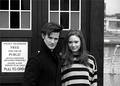 Matt Smith & Karen Gillan